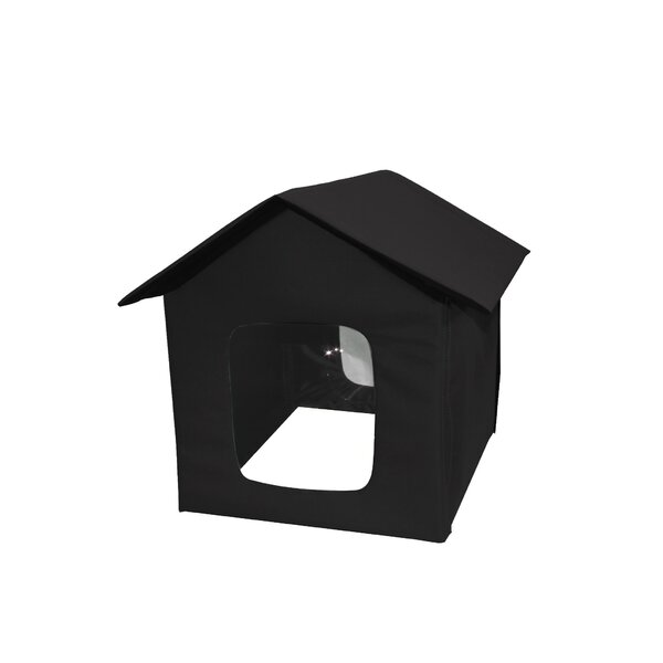 Nylon Pet House by Purrrfect Life