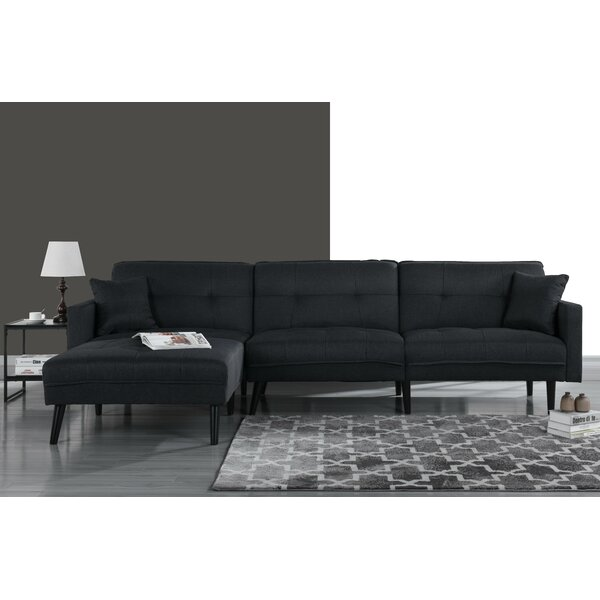 Wagenen Right Hand Facing Sectional By George Oliver