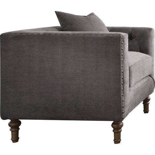 Croyd Armchair by Everly Quinn