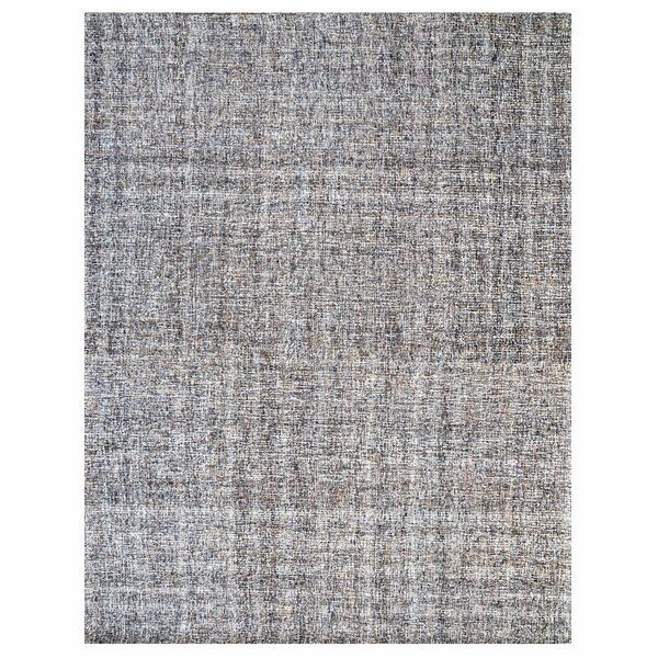 Texture Wool Hand-Woven Taupe/Ivory Area Rug by Avenue 33