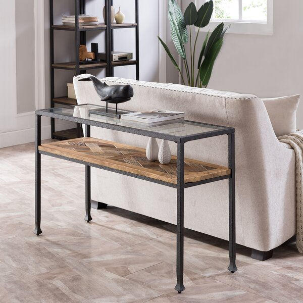 Lia Console Table By Gracie Oaks