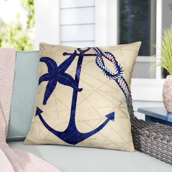 Ridgeview Outdoor Throw Pillow by Beachcrest Home
