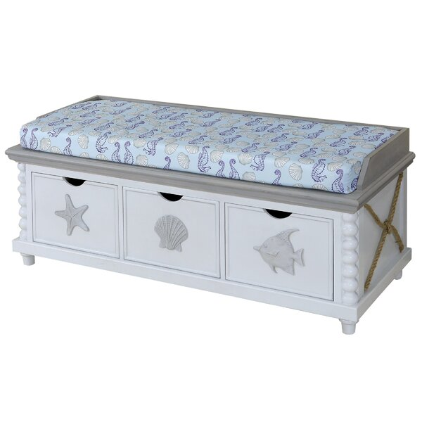Horwitz Storage Bench by Highland Dunes Highland Dunes