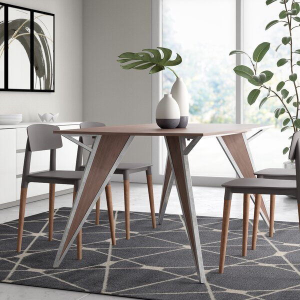 Turnipseed Dining Table by Orren Ellis