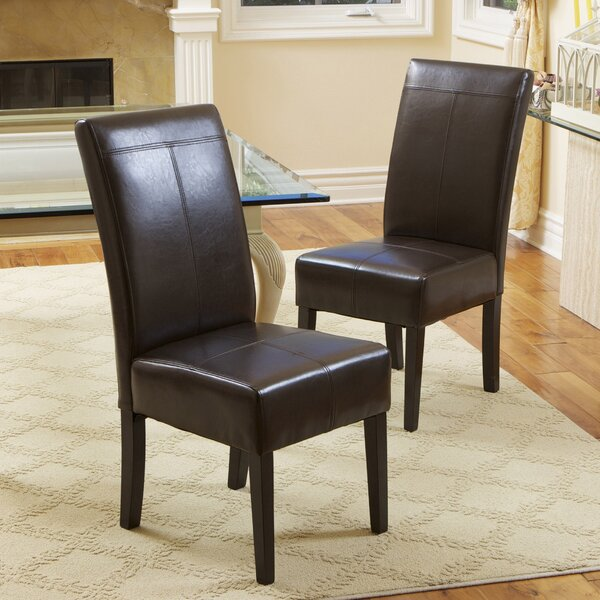 Danielle Upholstered Dining Chair (Set of 4) by Latitude Run