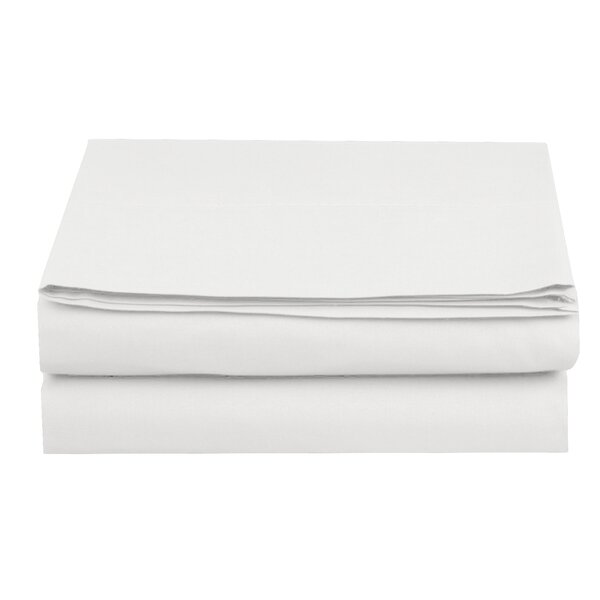 Driden 1500 Thread Count Flat Sheet by The Twillery Co.