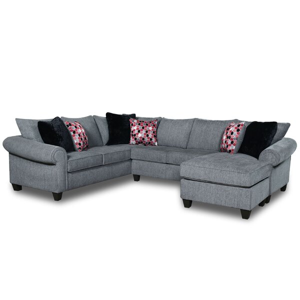 Milstead Sectional by Red Barrel Studio
