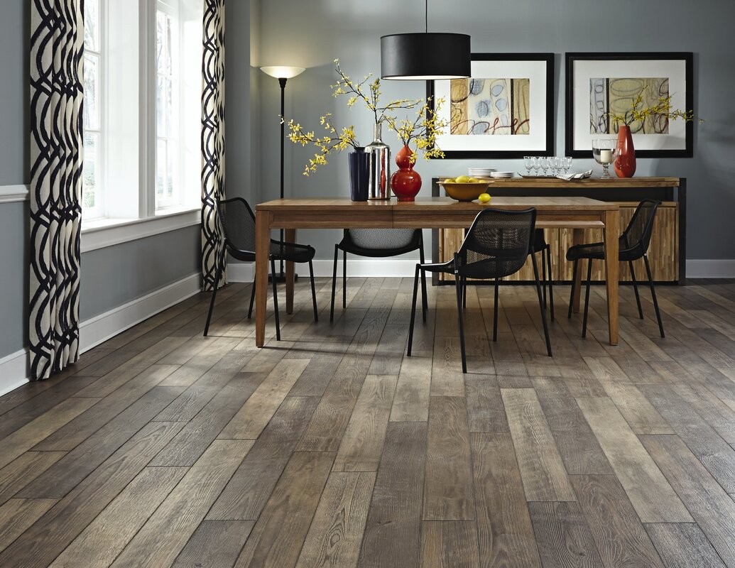 Mannington Restoration 6 X 51 X 12mm Oak Laminate