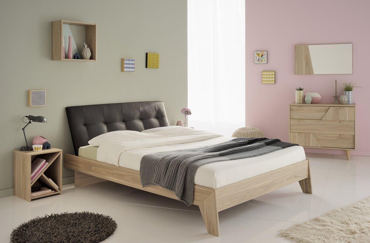 parisot swen wall mirror reviews wayfair. Black Bedroom Furniture Sets. Home Design Ideas