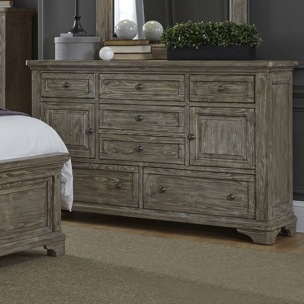 Barkell 7 Drawer Combo Dresser by Darby Home Co