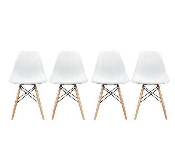 Aleena Dining Chair (Set of 4) by Corrigan Studio
