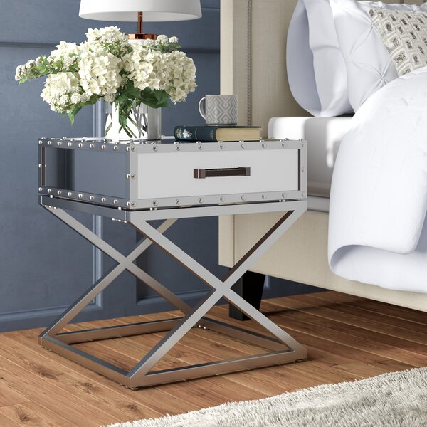 Marylhurst End Table by Willa Arlo Interiors