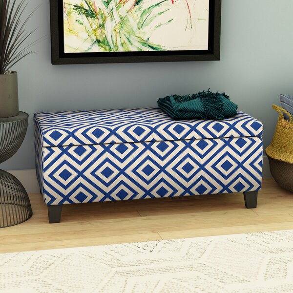 Bordelon Storage Ottoman by Wrought Studio