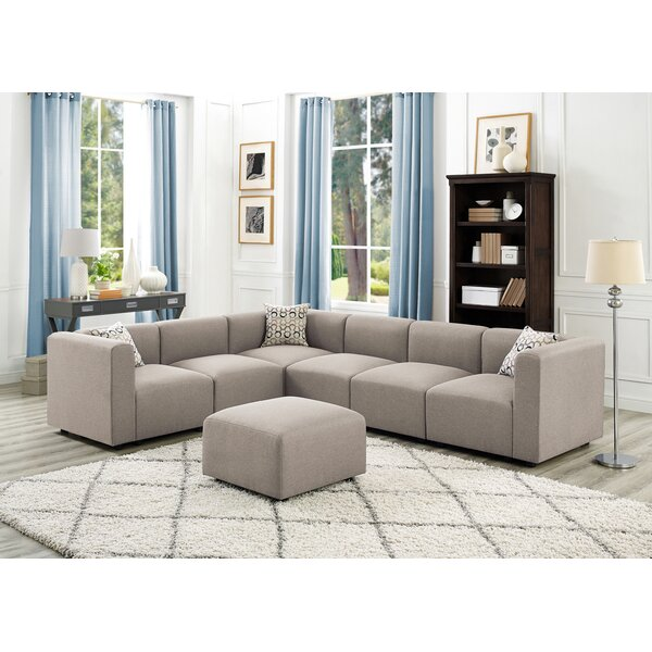 Karol Modular Sectional by Ivy Bronx