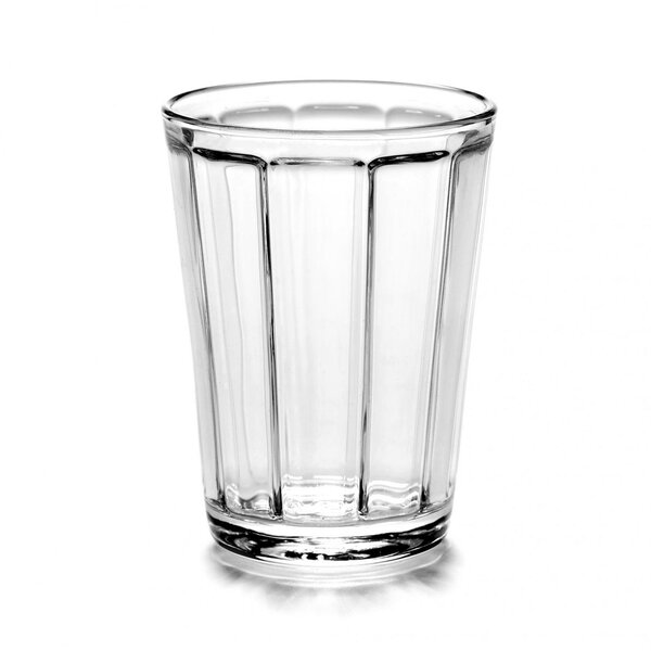 Derose Glass Water Tumbler by Red Barrel Studio