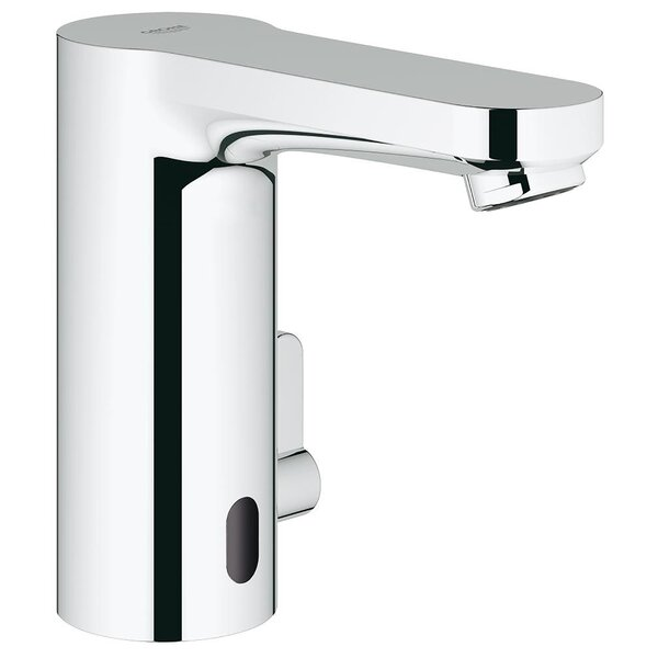 Eurosmart Cosmopolitan Single Hole Bathroom Sink Faucet By GROHE