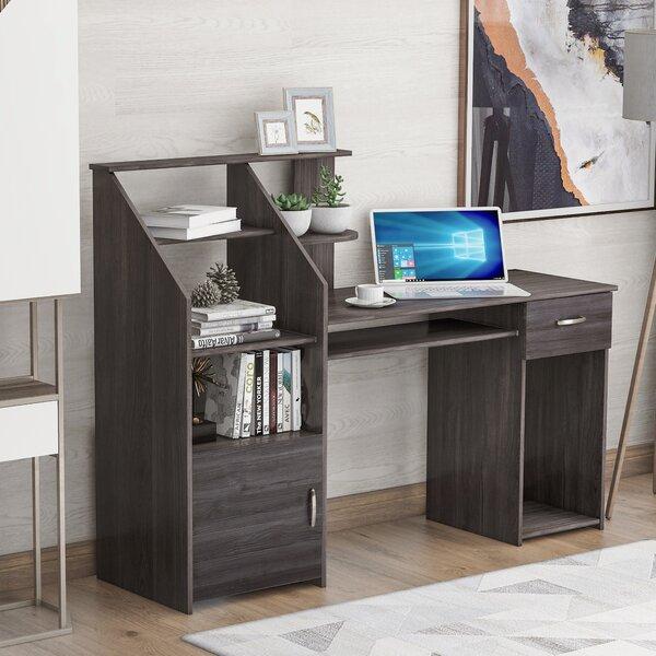 Ascenza Desk with Hutch