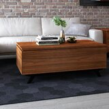 Villance Mid-Century Modern Coffee Table by Brayden Studio®
