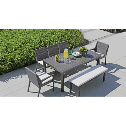 Cape Town 6 Piece Dining Set