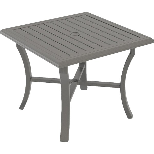Banchetto Aluminum Dining Table by Tropitone
