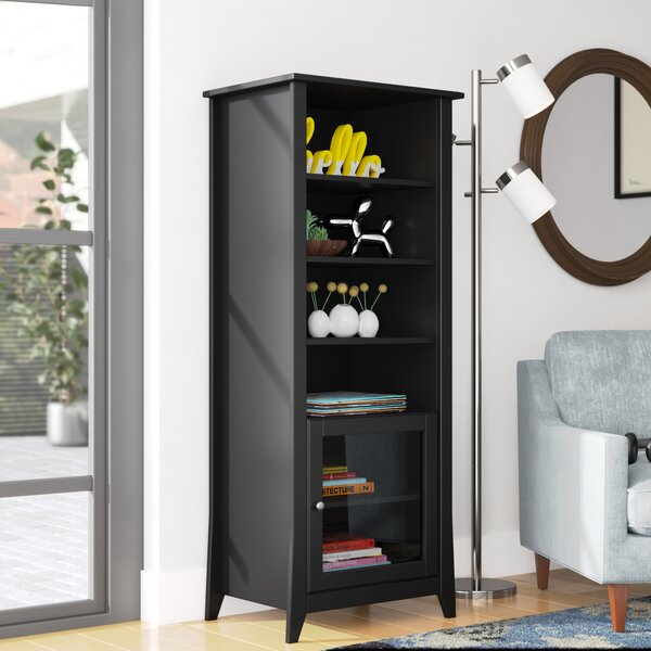 Alesha Standard Bookcase by Zipcode Design
