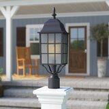 Faning Outdoor 1-Light Lantern Head byCharlton Home