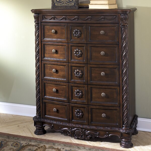 Chapell 5 Drawer Lingerie Chest by Astoria Grand
