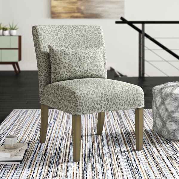 Veney Slipper Chair by Wrought Studio