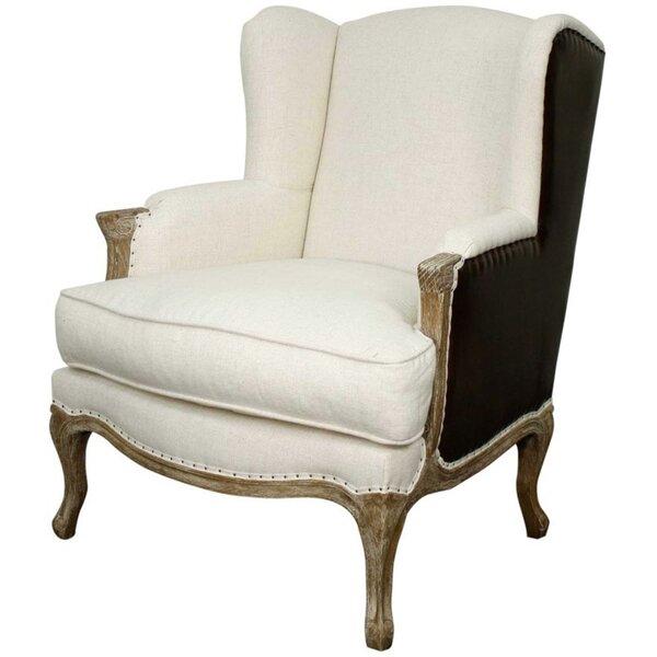 Rotan Wingback Chair by Greyleigh
