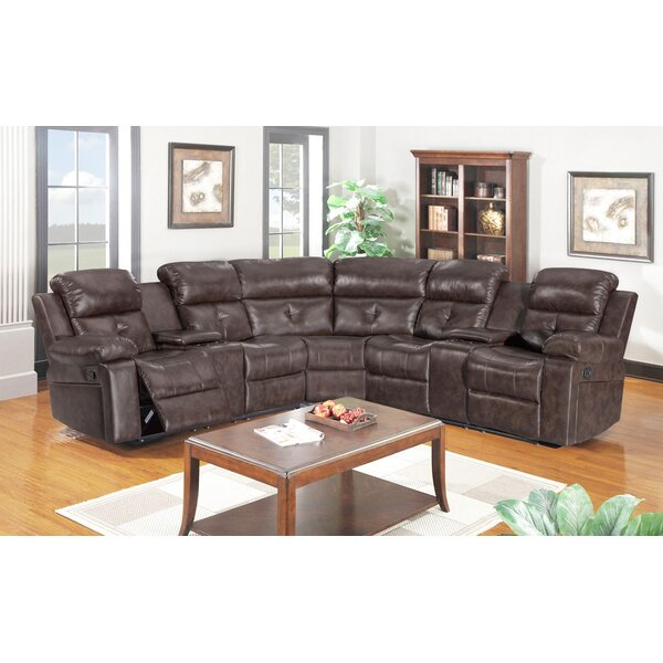 Elsass Reclining Sectional by Red Barrel Studio