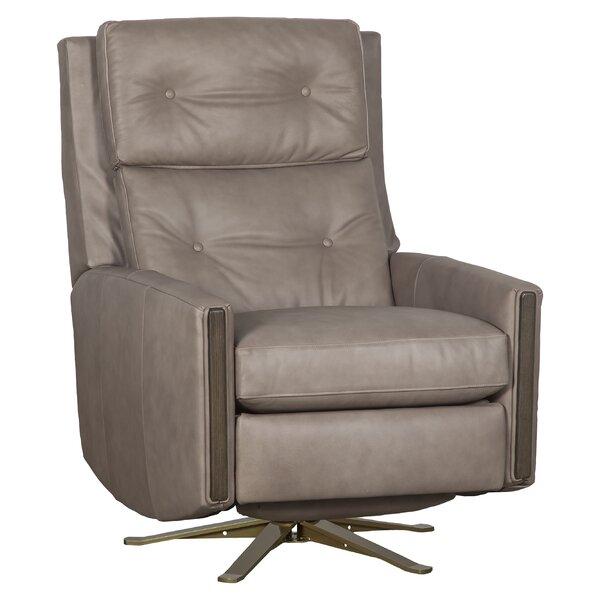 Loft Leather Manual Recliner by Fairfield Chair Fairfield Chair