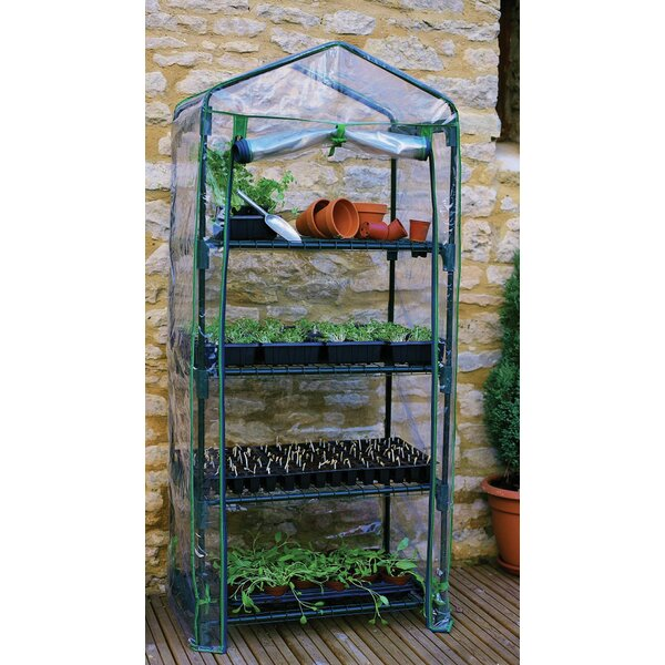 Rainbow 2.25 Ft. W x 1.58 Ft. D Growing Rack by Gardman