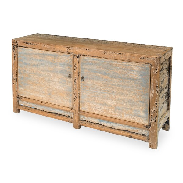 64-inch Wide Wood Sideboard by Sarreid Ltd Sarreid Ltd