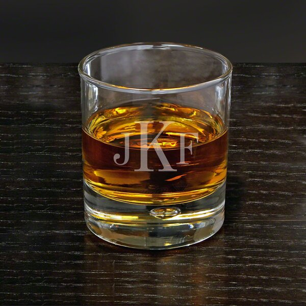 Bryne Personalized 10.5 oz. Whiskey Glass by Home Wet Bar