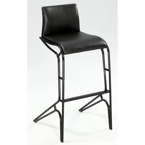 Modern 29.53 Bar Stool (Set of 2) by Chintaly Imports
