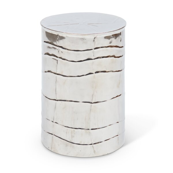 Dehner Accent Stool by Bloomsbury Market