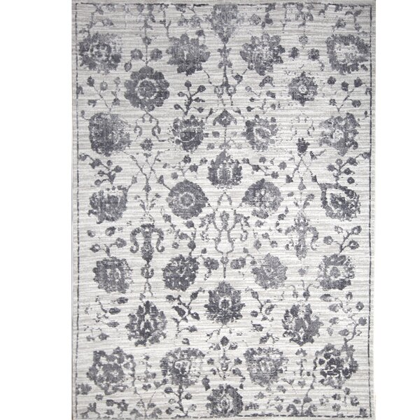 Kenmare Gray Area Rug by Nicole Miller