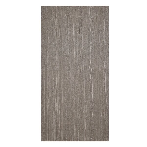Volcano 12 x 24 Porcelain Field Tile in Marrone by Casa Classica