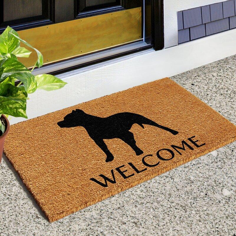 Reimer Pit Bull Doormat