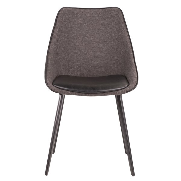 #1 Patino Upholstered Dining Chair (Set Of 2) By George Oliver Herry Up