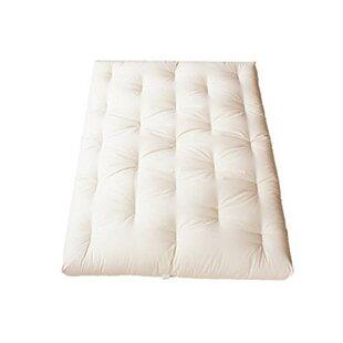 5 100% Cotton and Wool Futon Mattress
