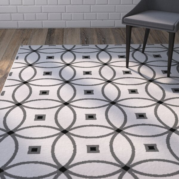 Vanleuven Ivory Area Rug by Wrought Studio