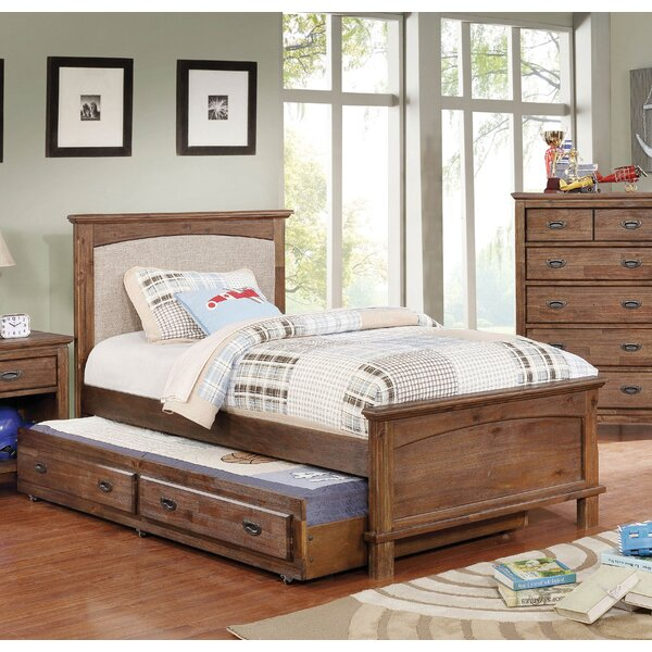 Lucien Transitional Platform Configurable Bedroom Set by Millwood Pines
