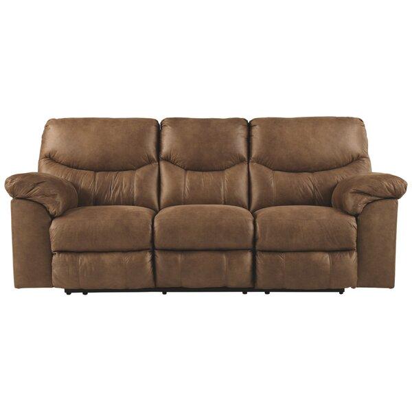 Check Price Jedidiah Reclining Sofa