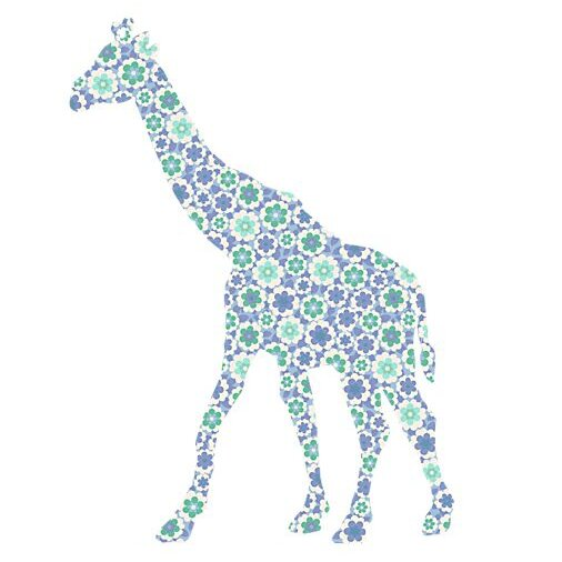 inke wandtattoo giraffe bewertungen. Black Bedroom Furniture Sets. Home Design Ideas