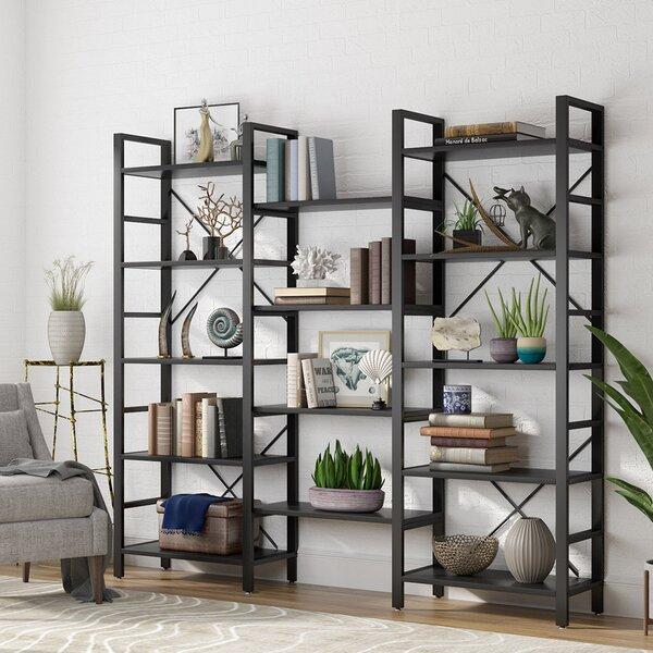 Pridgen Open Etagere Bookcase By 17 Stories