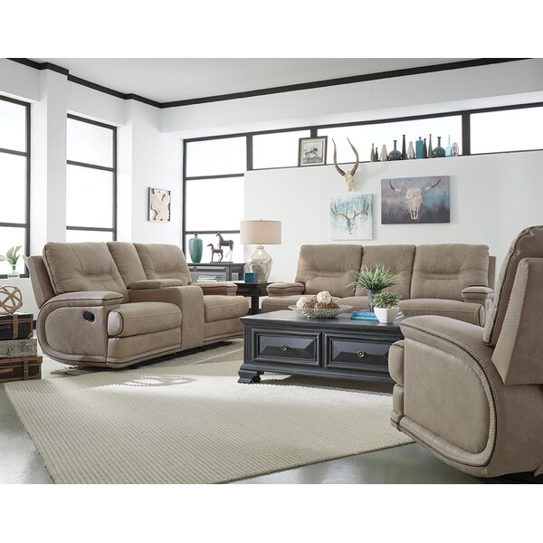 2 Swarey Reclining Living Room Collection By Red Barrel