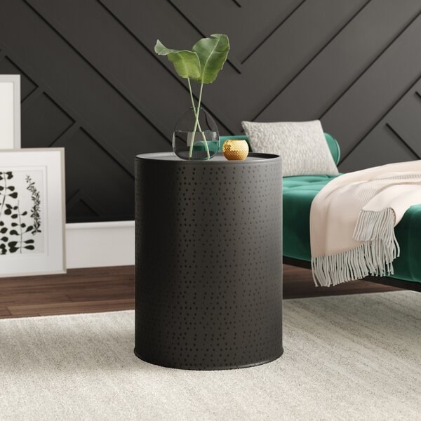 Losey End Table by Mercury Row