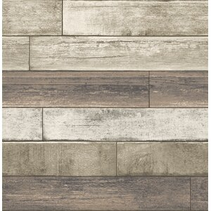 Weathered Plank 2′ x 20.5″ Wallpaper