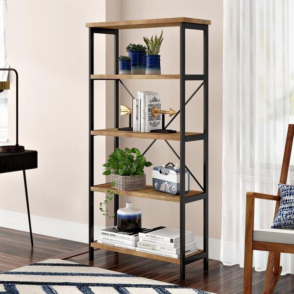 Parthenia Etagere Bookcase By Mercury Row